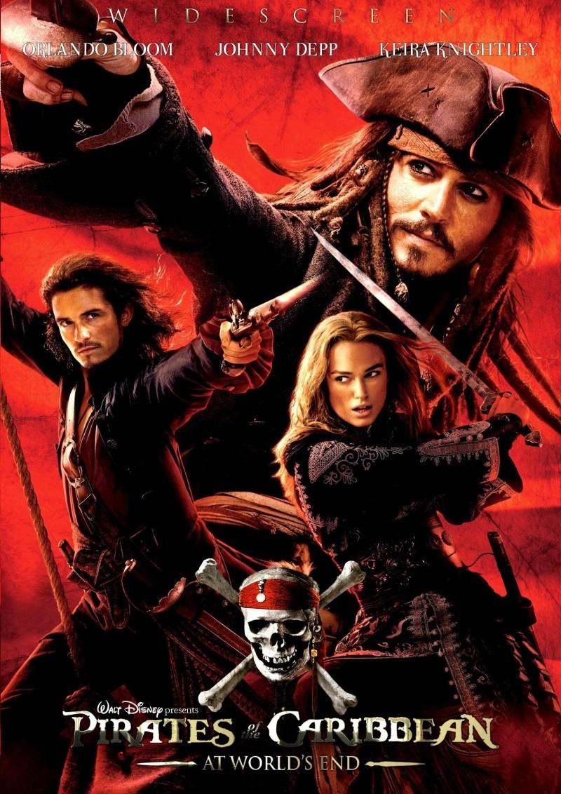Пираты Карибского моря 3 - На краю Света Фильм-Онлайн