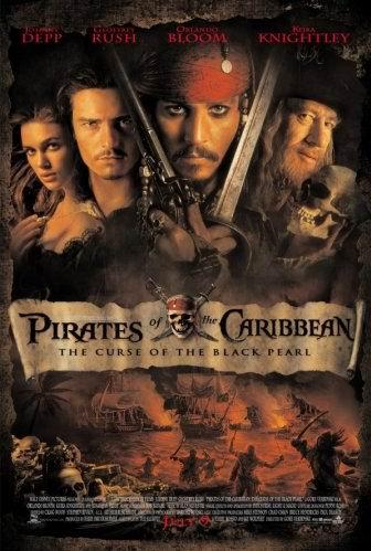 Пираты Карибского моря - Проклятие чёрной жемчужины Фильм-Онлайн