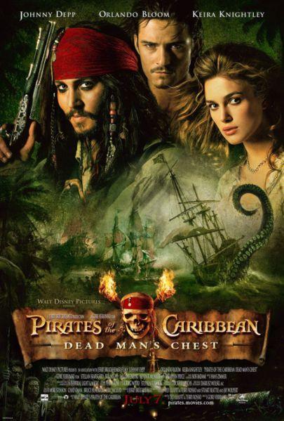 Пираты Карибского моря 2 - Сундук мертвеца Фильм-Онлайн