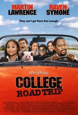 Папа студентки / College Road Trip (2008) Фильм-Онлайн