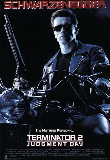 Терминатор 2 - Судный день (Специальная Версия) Фильм-Онлайн