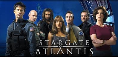 Сериал Онлайн: Звёздные врата: Атлантис (все серии!!!)