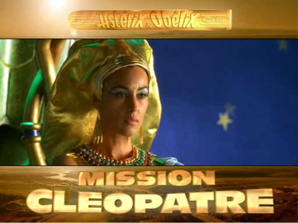 Астерикс и Обеликс: Миссия Клеопатра Фильм-Онлайн